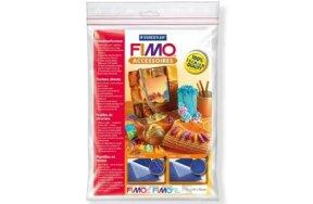 FIMO TEXTURE SHEETS CROCODILE & LEATHER